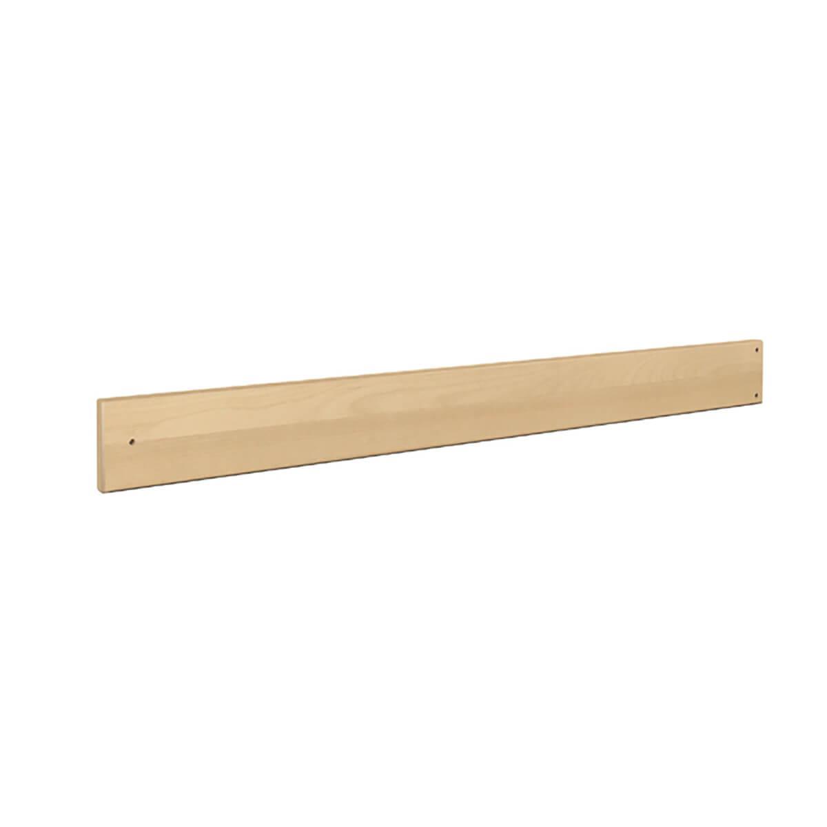 1 Rahmenzarge 200cm mit Leiterbohrung DELUXE Debreuyn Buche natur geölt
