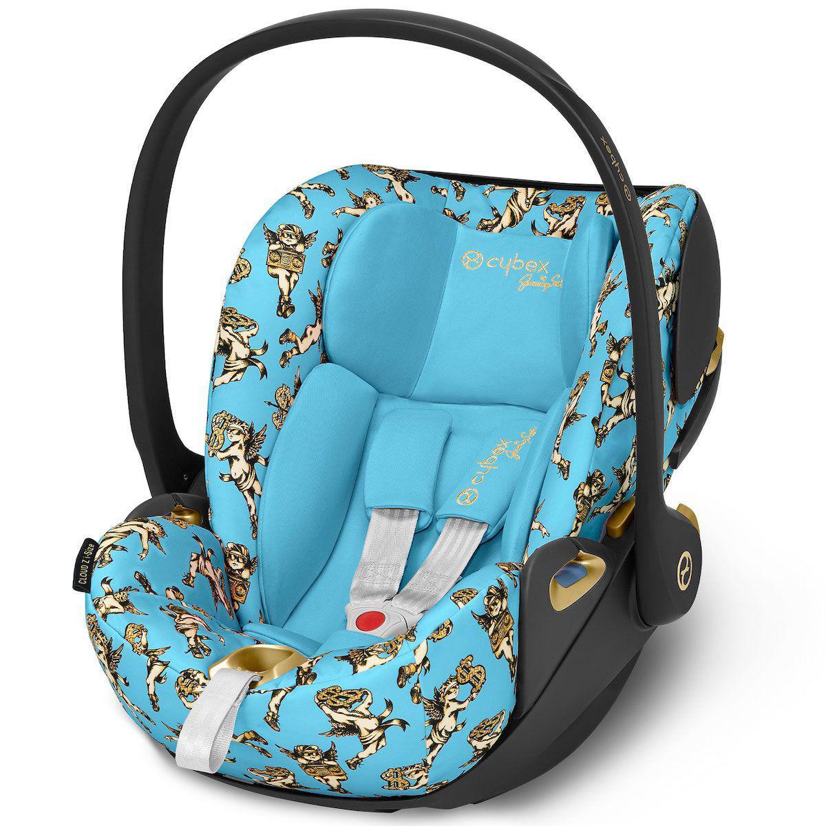Autositz gr0+ CLOUD Z I-SIZE Cybex cherub blue-blue