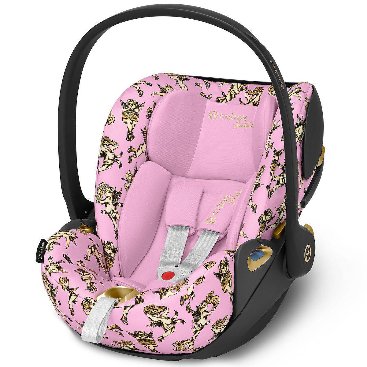 Autositz gr0+ CLOUD Z I-SIZE Cybex pink-pink