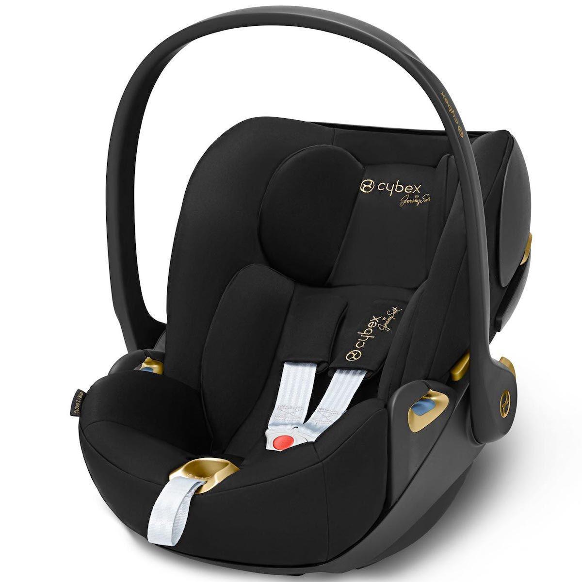 Autositz gr0+ CLOUD Z I-SIZE Cybex wings-black