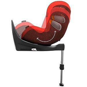 Autositz gr0+/1 SIRONA Zi I-SIZE PLUS Cybex Khaki Green