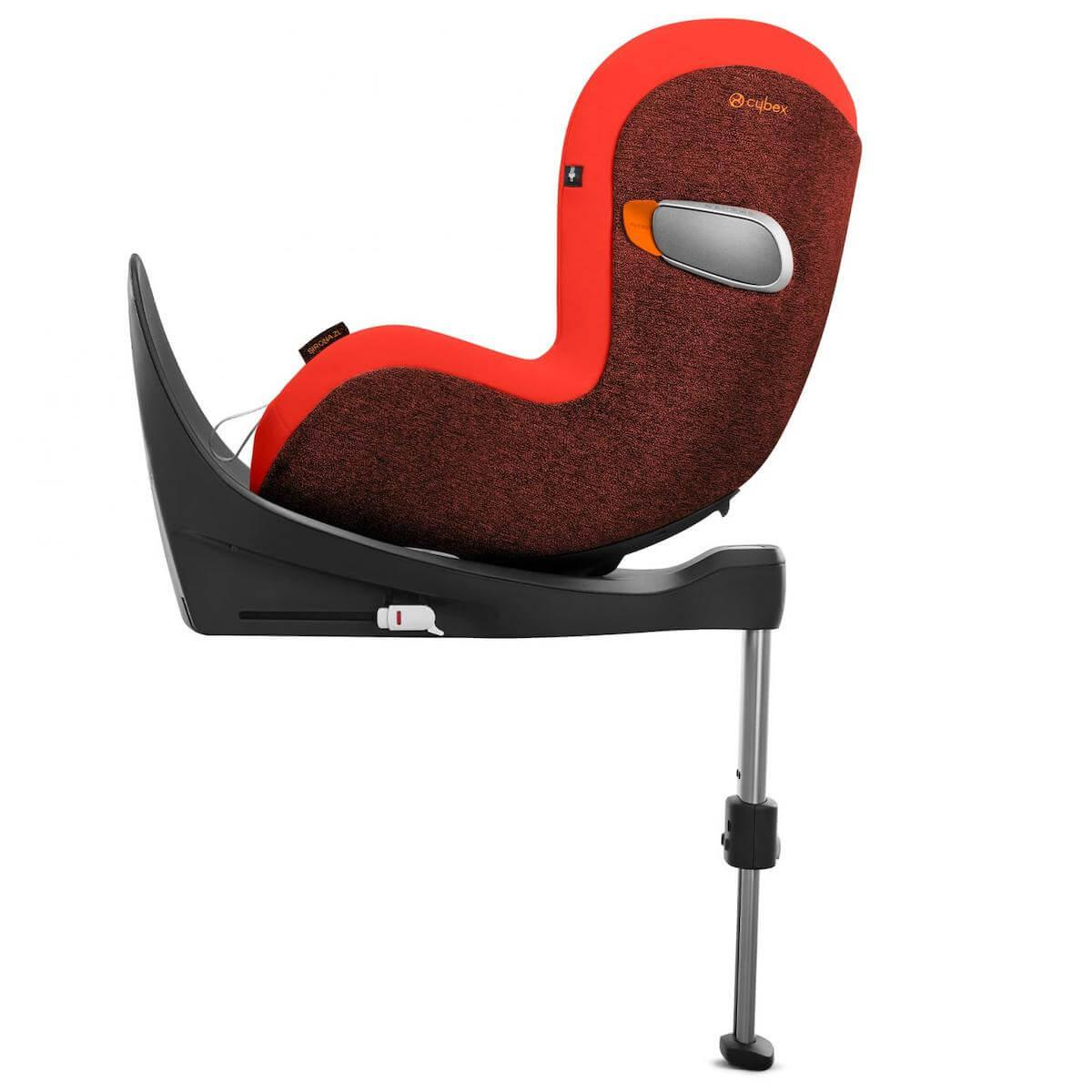 Autositz gr0+/1 SIRONA Zi I-SIZE PLUS Cybex Mountain Blue