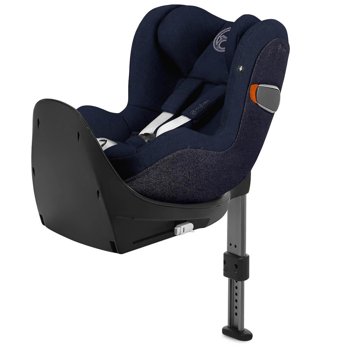 Autositz gr0+/1 SIRONA Zi I-SIZE PLUS Cybex Nautical Blue
