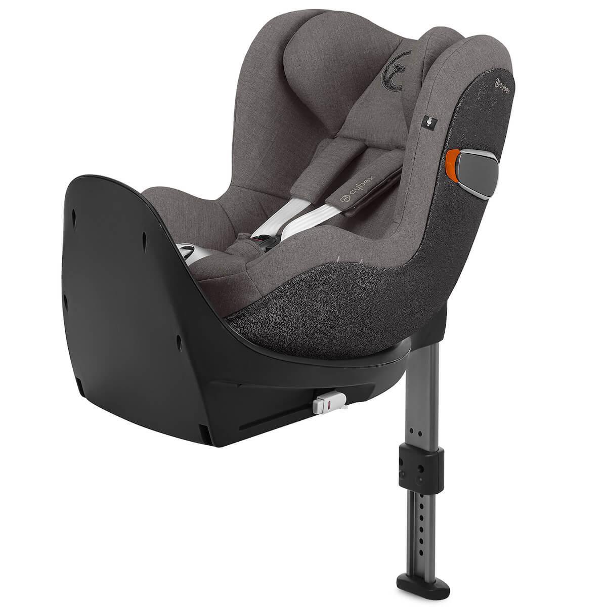 Autositz gr0+/1 SIRONA Zi I-SIZE PLUS Cybex Soho Grey