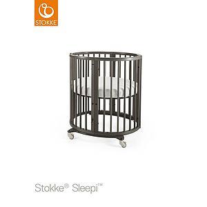 Babybett Mini SLEEPI Stokke hazy grey