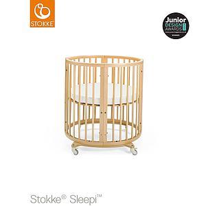 Babybett Mini SLEEPI Stokke natural