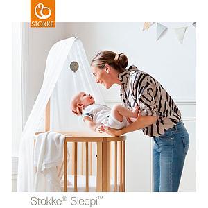 Babybett Mini SLEEPI Stokke white