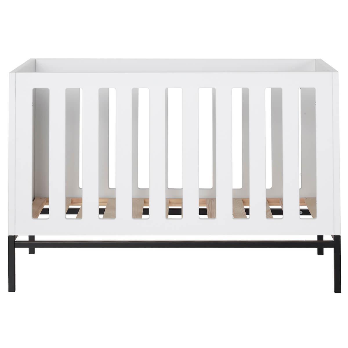 Babybett mitwachsend 60x120cm HAVANA Quax weiß