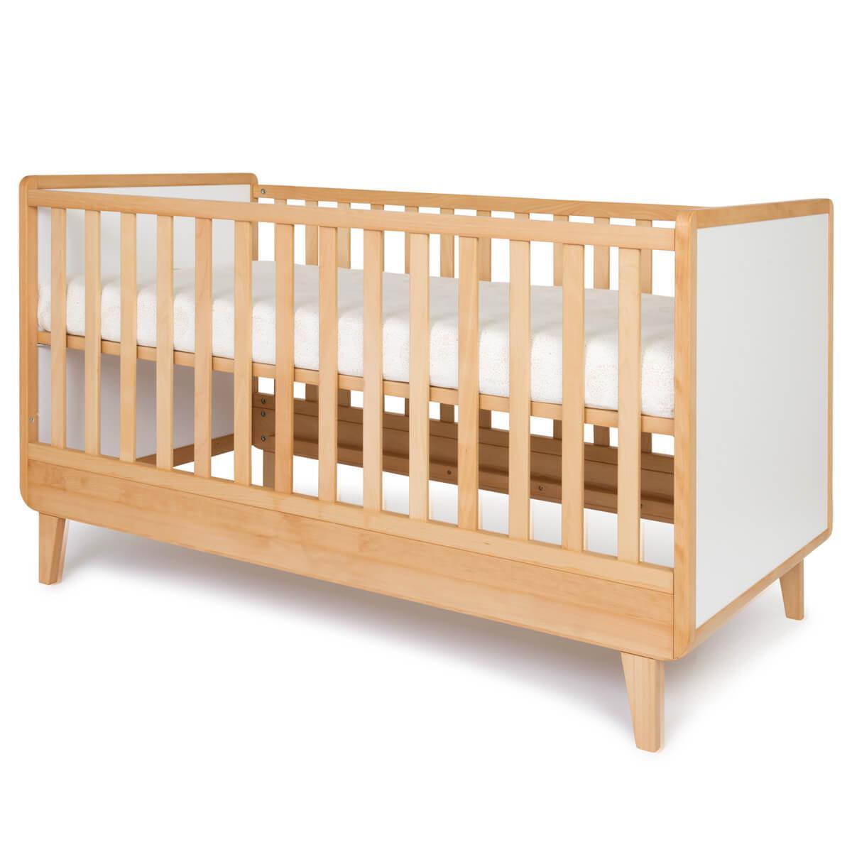 Babybett mitwachsend 70x140cm NADO By A.K.