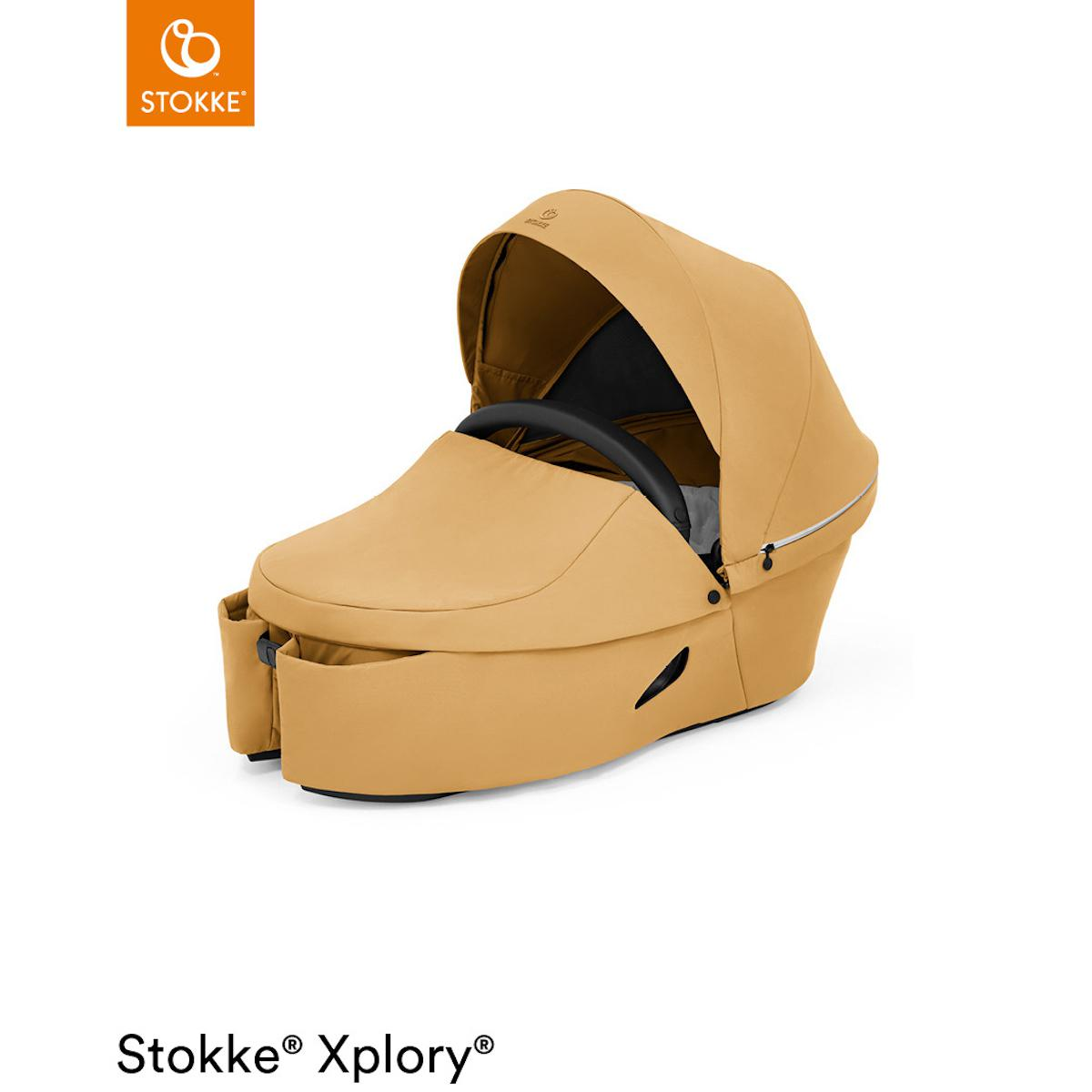 Babyschale XPLORY X Stokke Golden Yellow