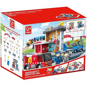 Bahn EMERGENCY SERVICES Hape