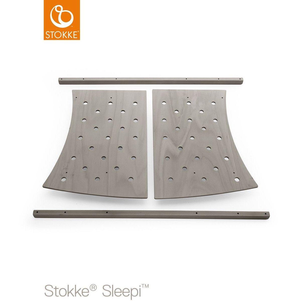 Bettverlängerung Juniorbett SLEEPI Stokke hazy grey