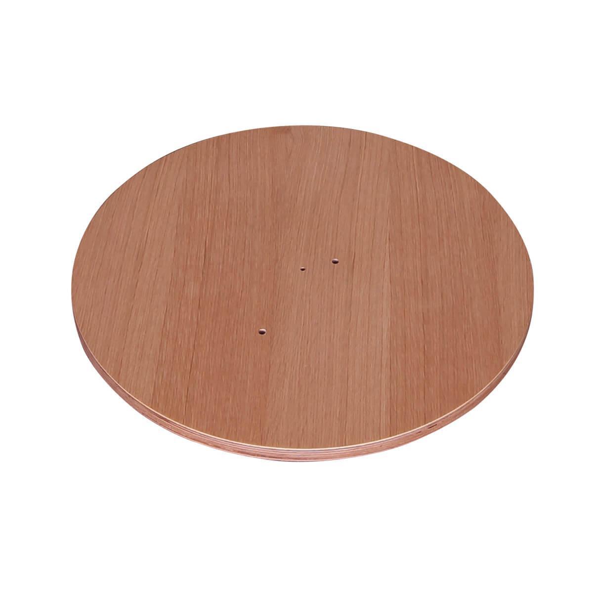 Bodenplatte Baum KASVA Multiplex furniert Eiche-geölt