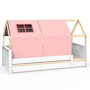 Dachbespannung mit Fenster KASVA Debreuyn Viena pink