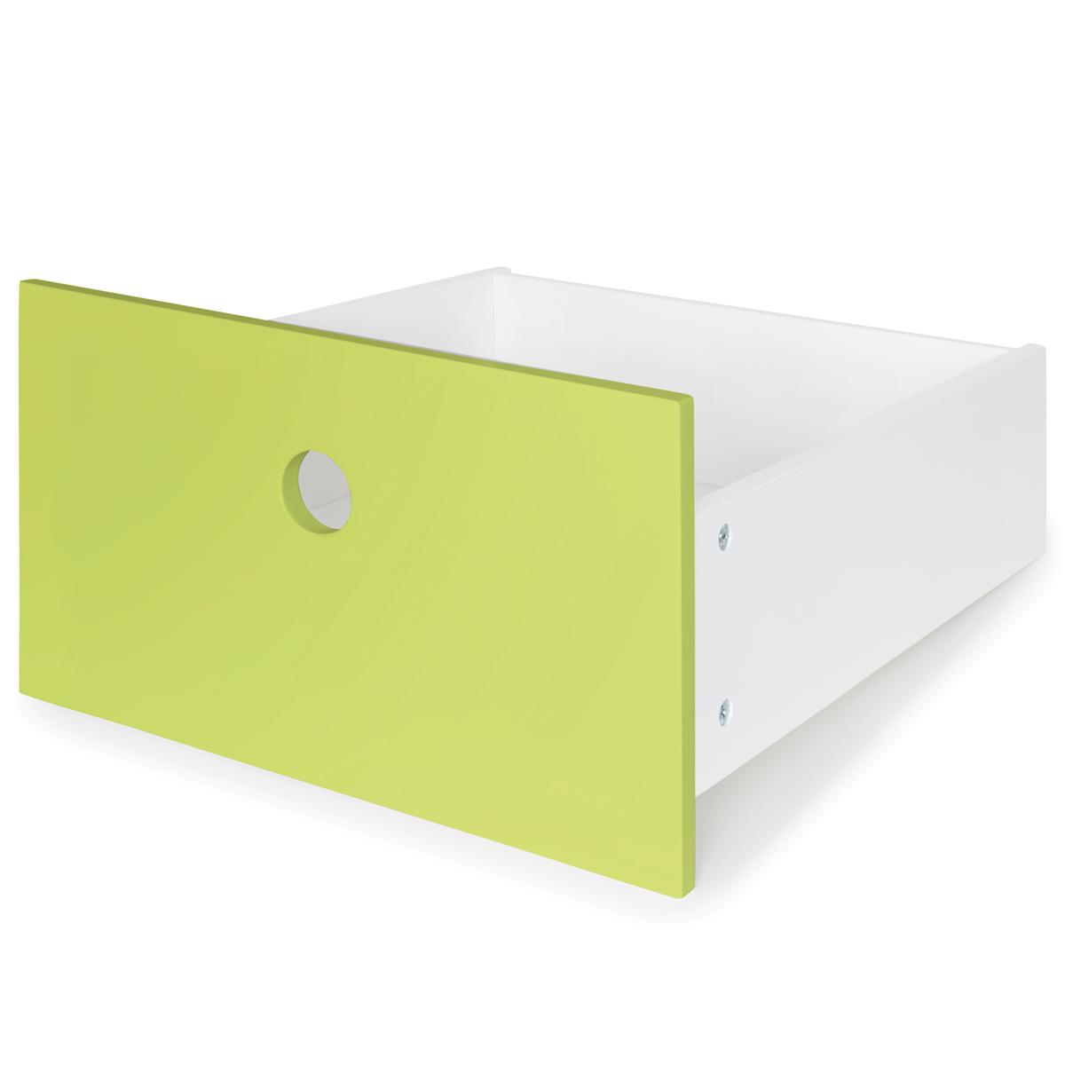 Frontschublade S COLORFLEX Abitare Kids lime