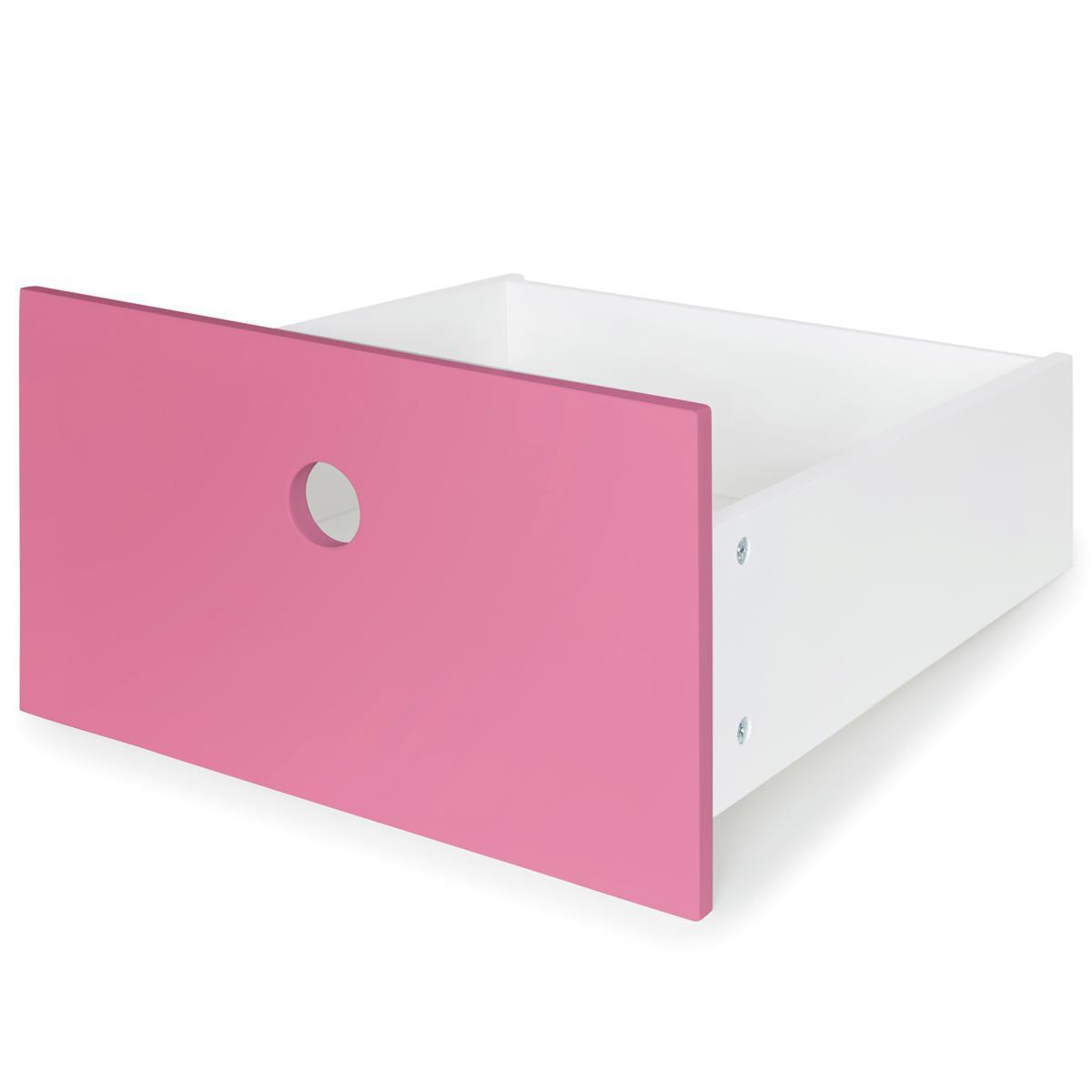 Frontschublade S COLORFLEX Abitare Kids pink