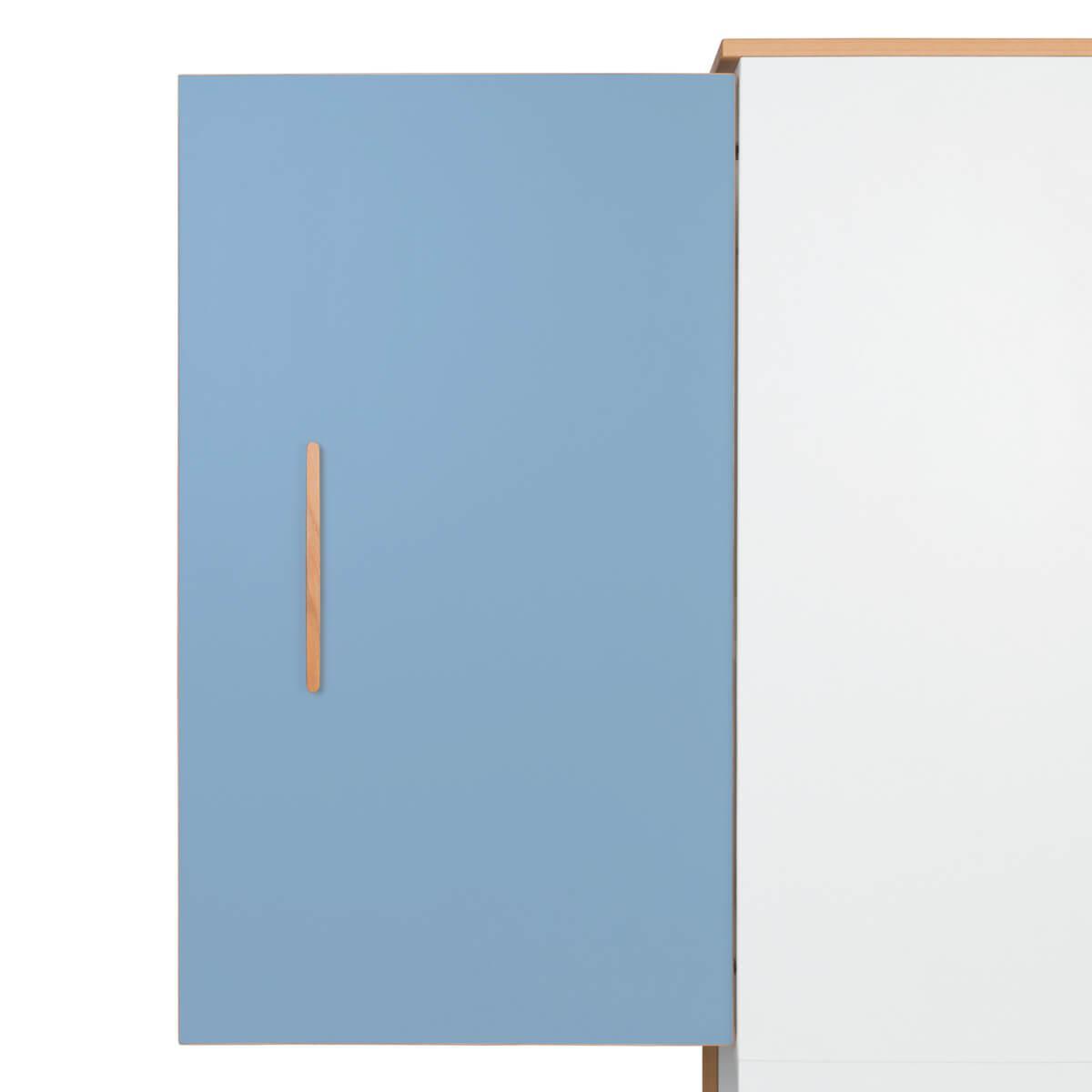 Fronttür L NADO capri blue
