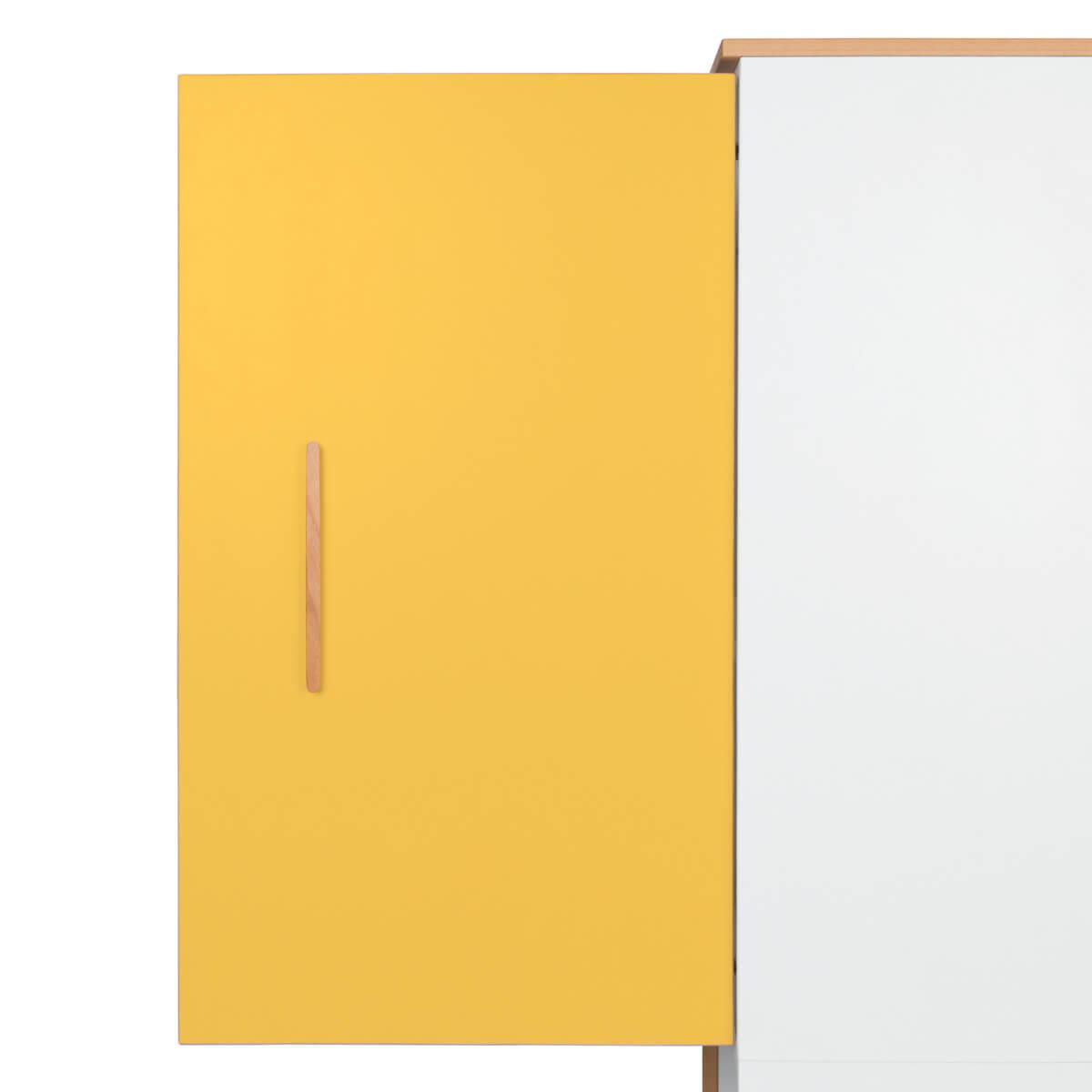 Fronttür L NADO sunshine yellow