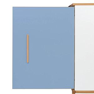 Fronttür M NADO capri blue