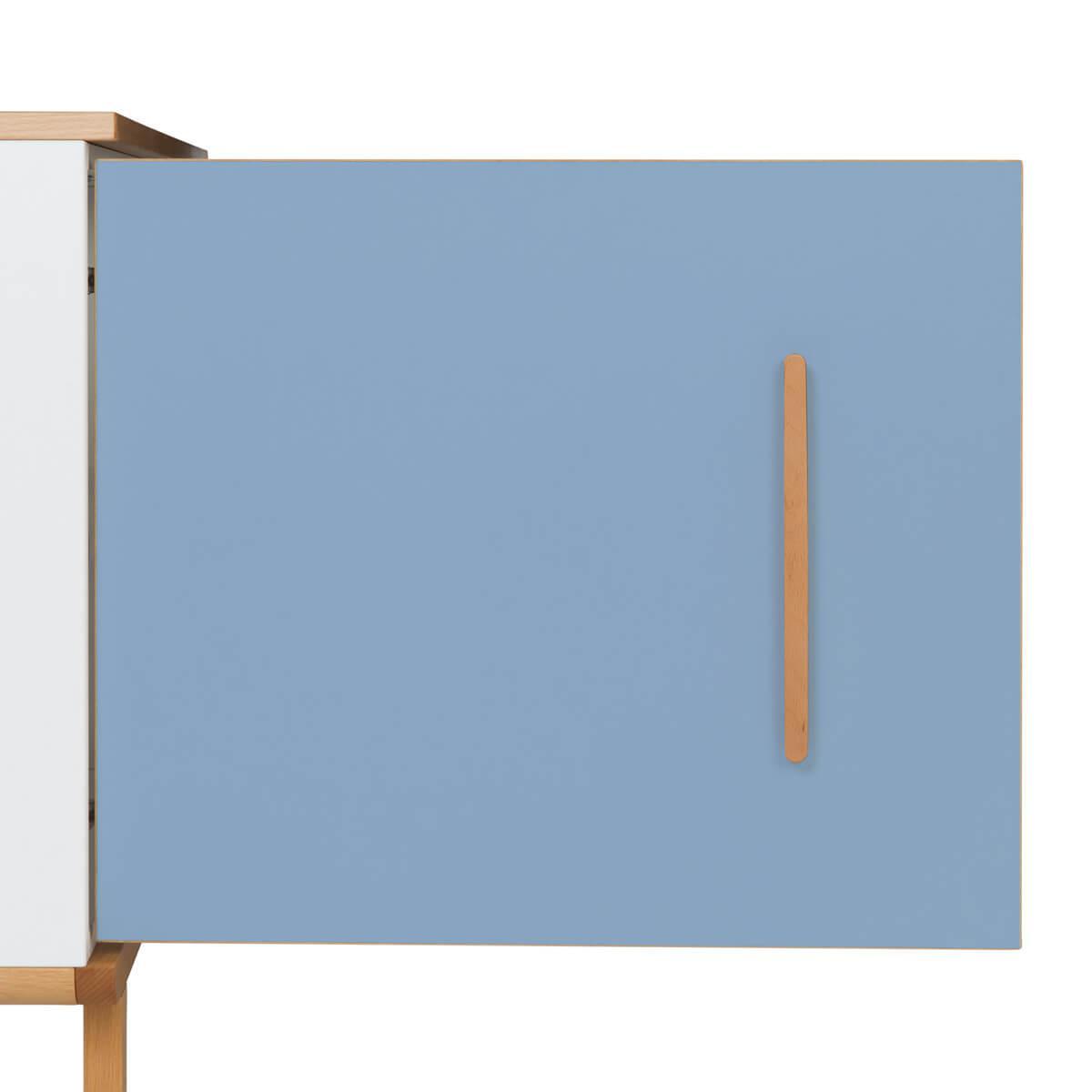 Fronttür S NADO capri blue