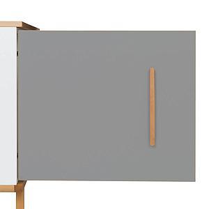 Fronttür S NADO slate grey