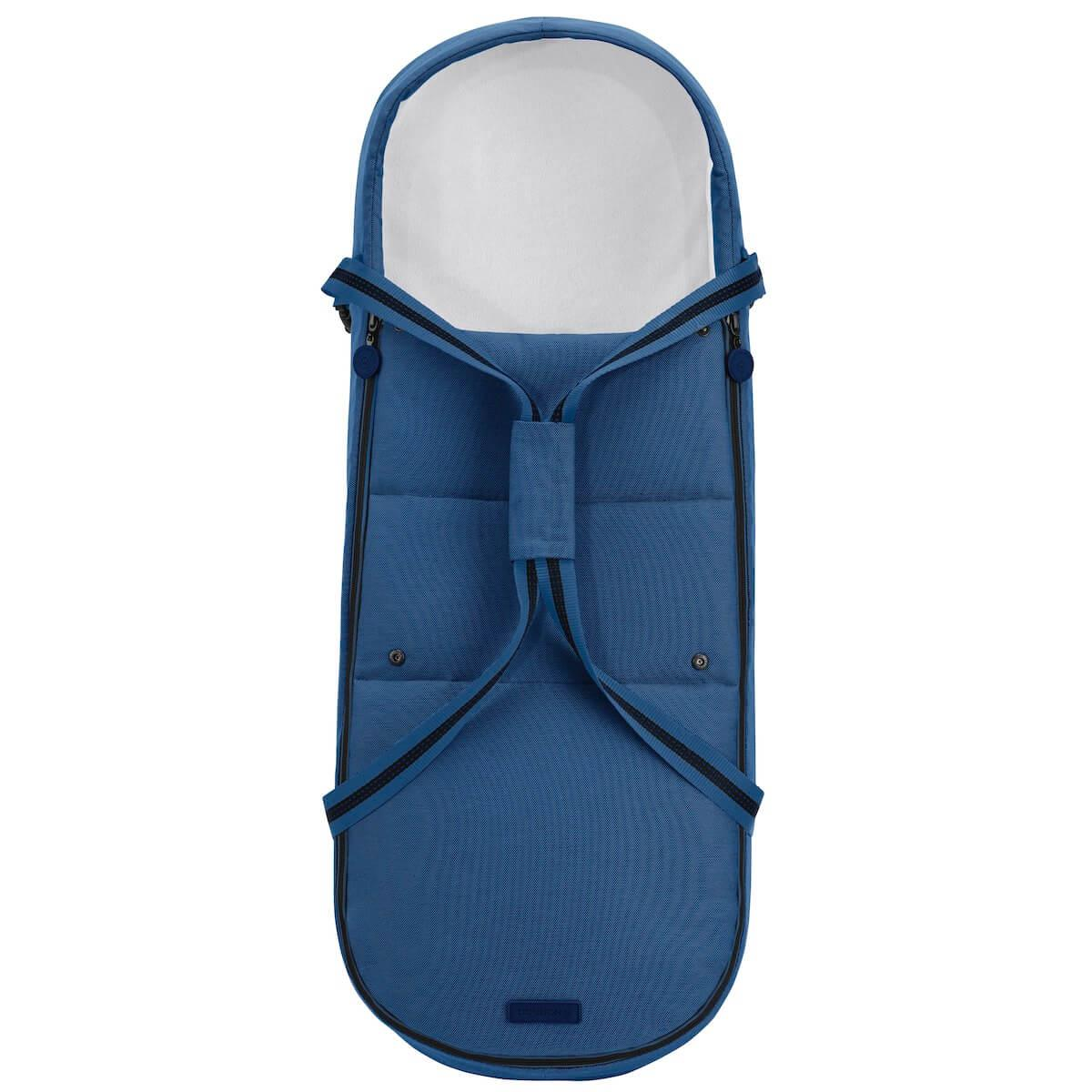 Fußsack COCOON S Cybex Navy Blue