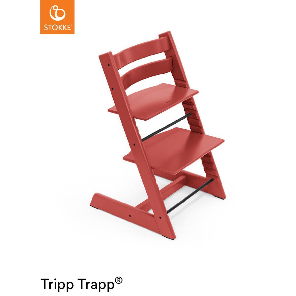 Hochstuhl TRIPP TRAPP Stokke Warm Red