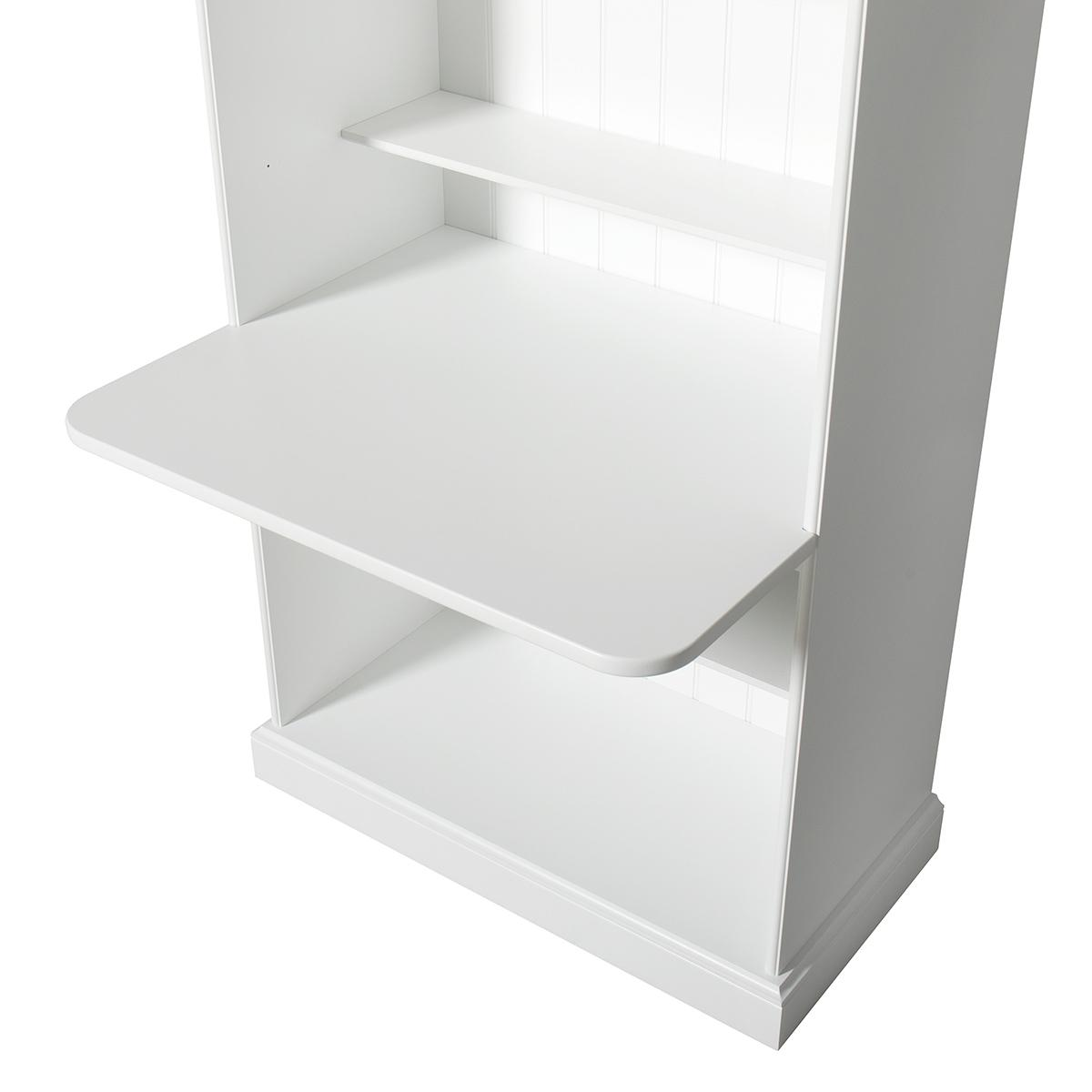 Hohes Regal SEASIDE Oliver Furniture weiß