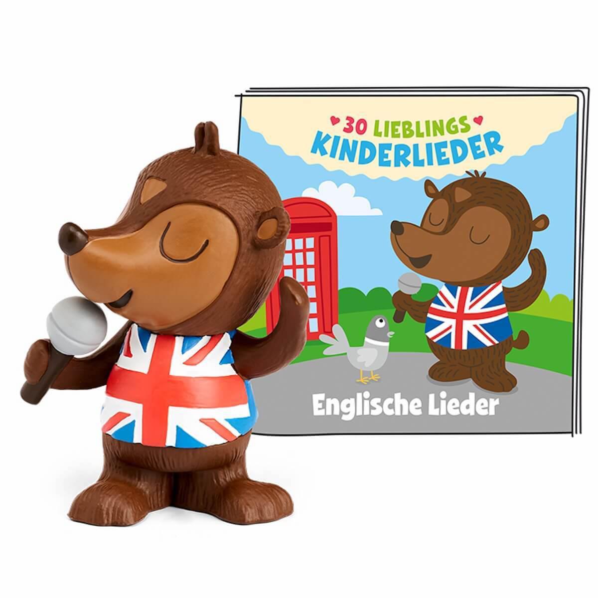 Hörspielfigur TONIES 30 Lieblings-Kinderlieder Englische Lieder