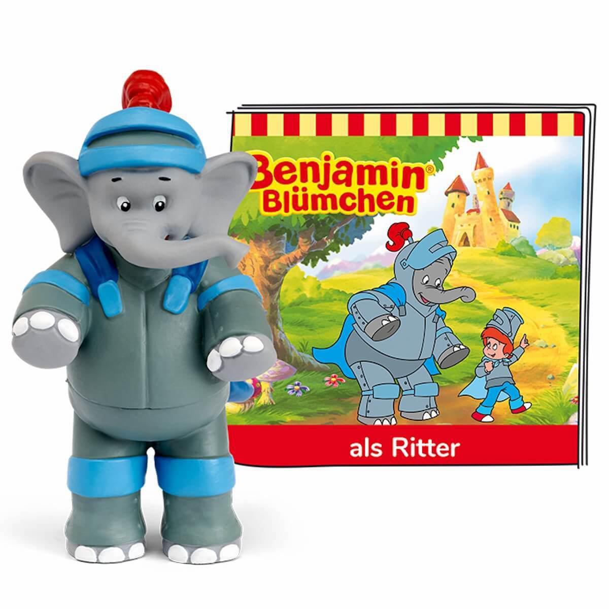 Hörspielfigur TONIES Benjamin Blümchen Benjamin als Ritter