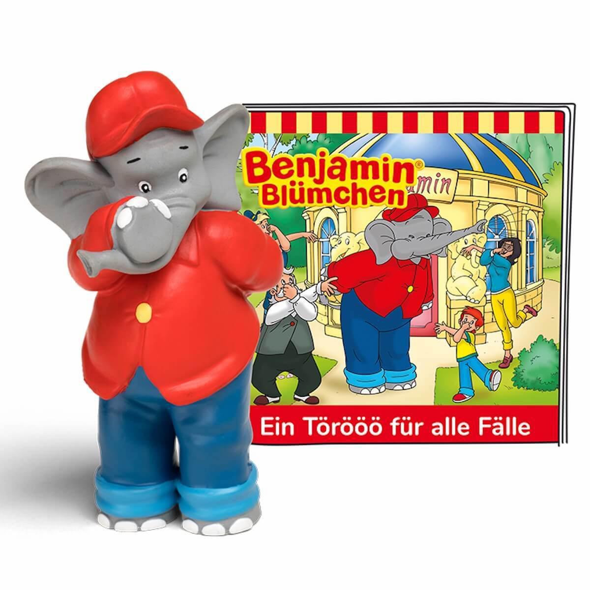 Hörspielfigur TONIES Benjamin Blümchen Ein Törööö für alle Fälle