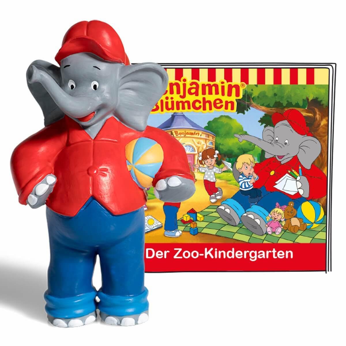 Hörspielfigur TONIES Benjamin Blümchen Zookindergarten