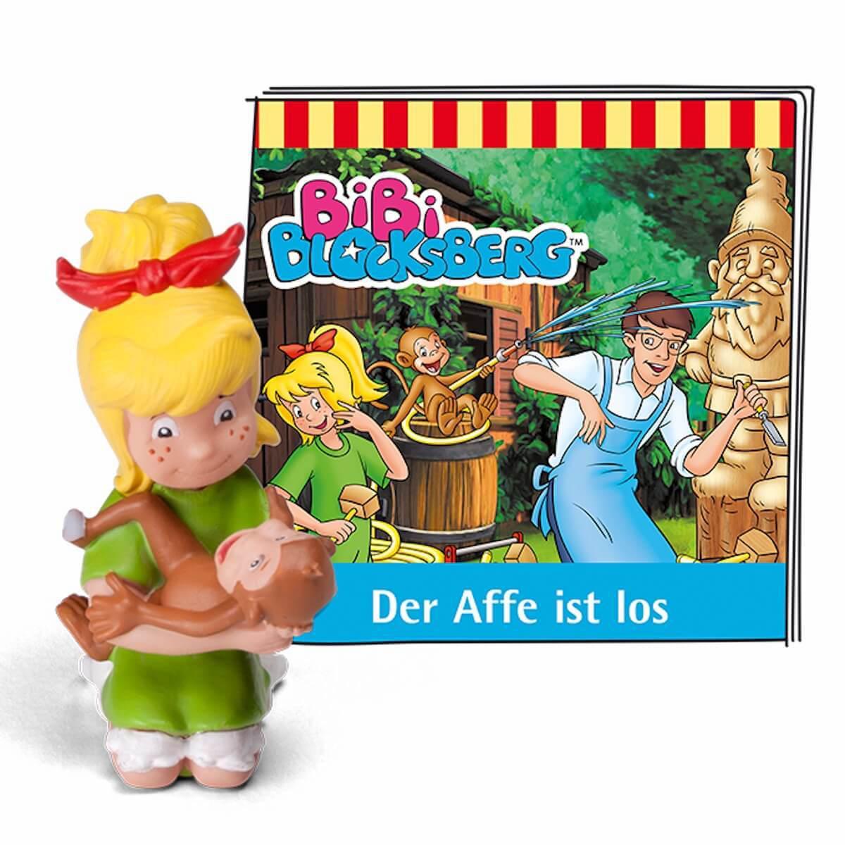Hörspielfigur TONIES Bibi Blocksberg Der Affe ist los