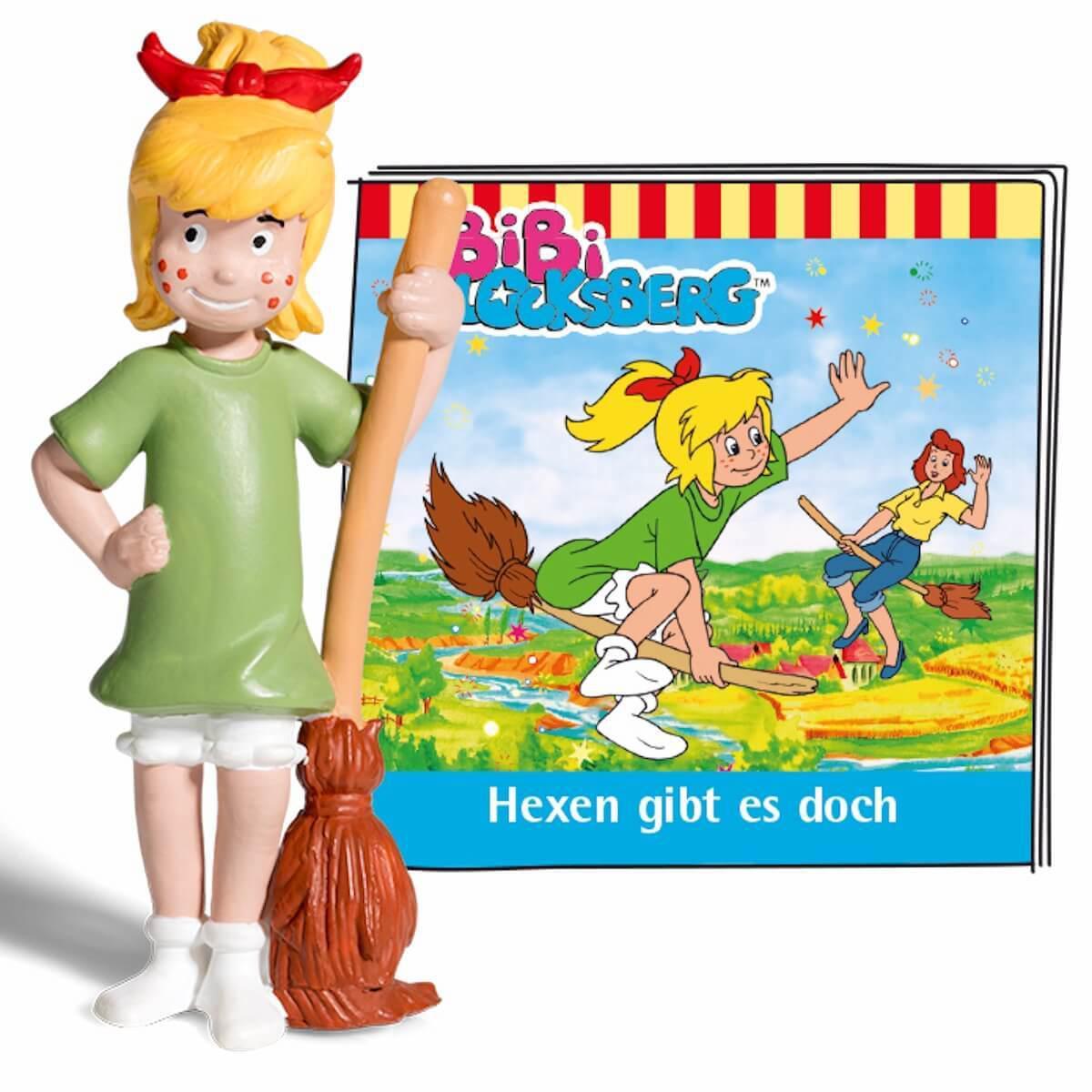 Hörspielfigur TONIES Bibi Blocksberg Hexen gibt es doch