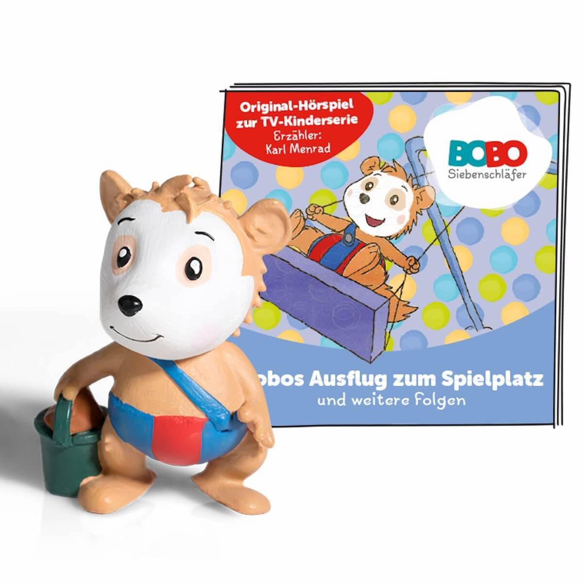 Hörspielfigur TONIES Bobo Siebenschläfer Ausflug zum Spielplatz