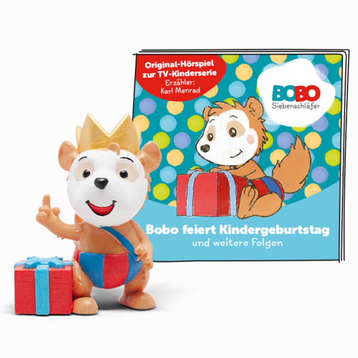 Hörspielfigur TONIES Bobo Siebenschläfer Kindergeburtstag