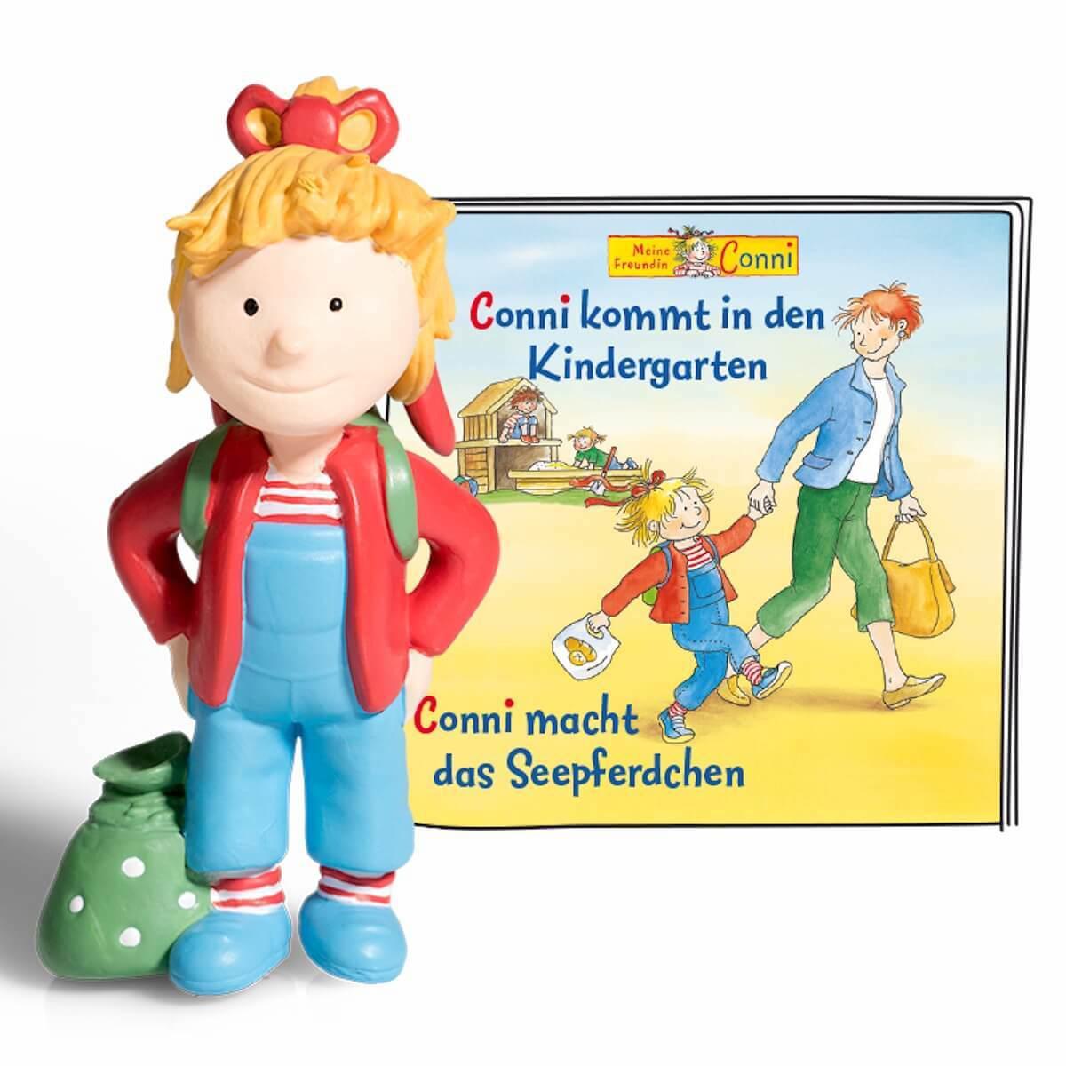 Hörspielfigur TONIES Conni Kindergarten, Seepferdchen