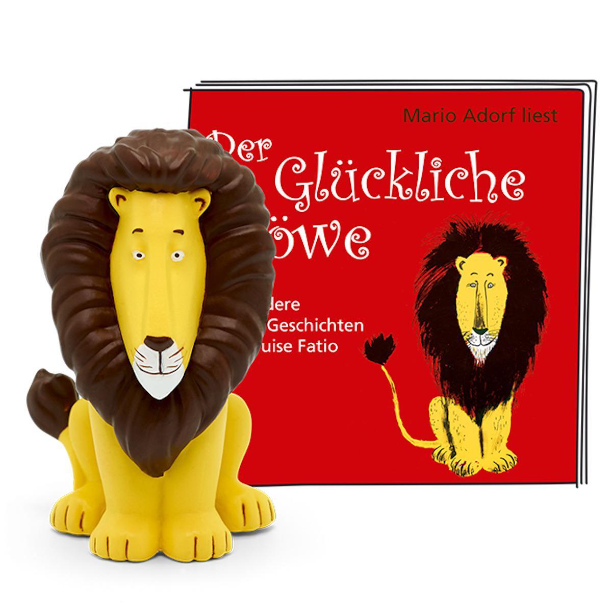 Hörspielfigur TONIES Der glückliche Löwe Der glückliche Löwe