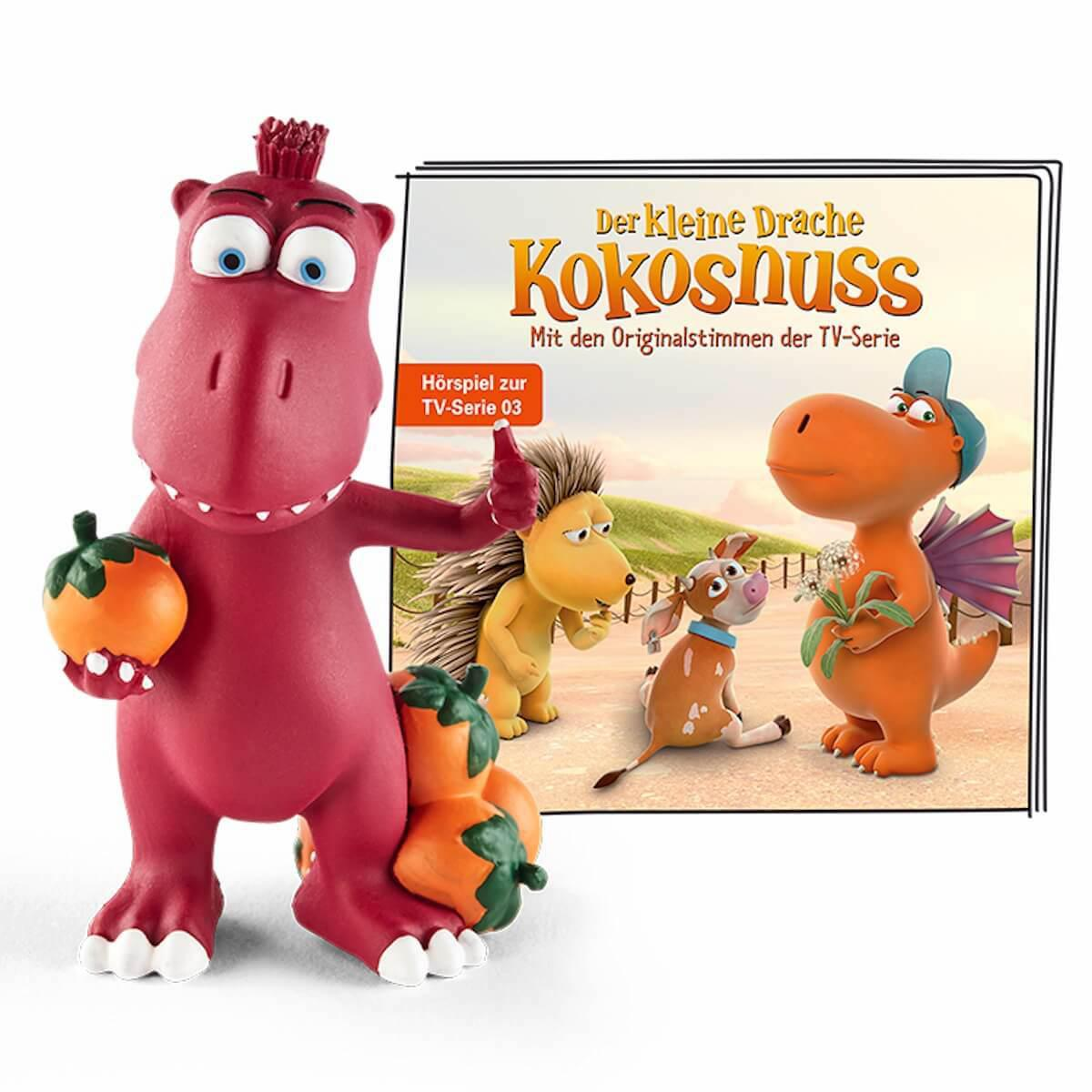 Hörspielfigur TONIES Der kleine Drache Kokosnuss 3