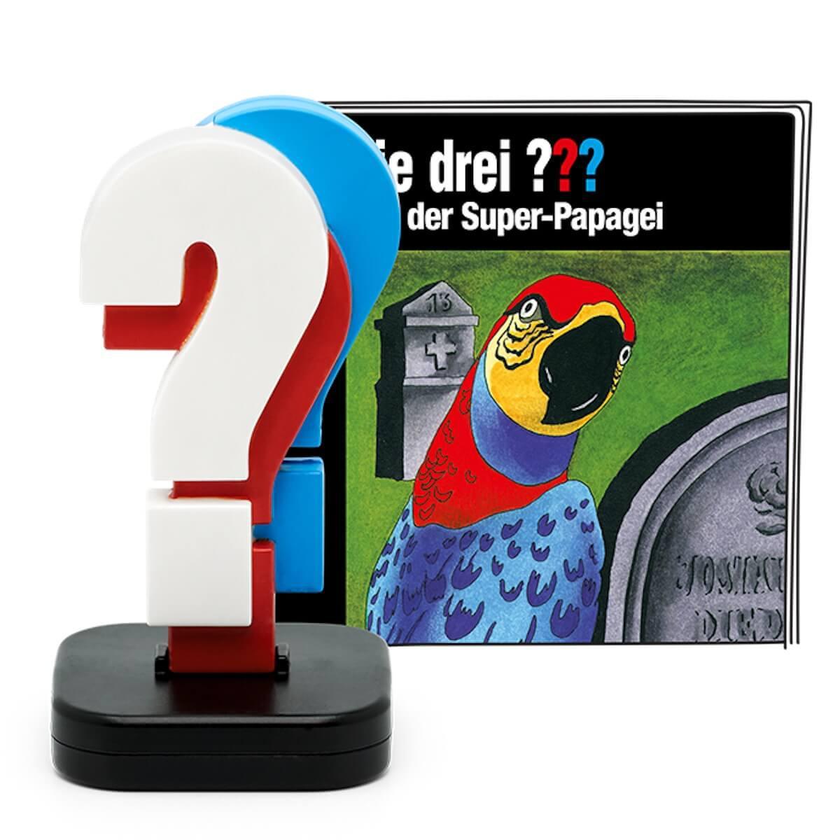 Hörspielfigur TONIES Die Drei??? Der Superpapagei Ltd TONIES