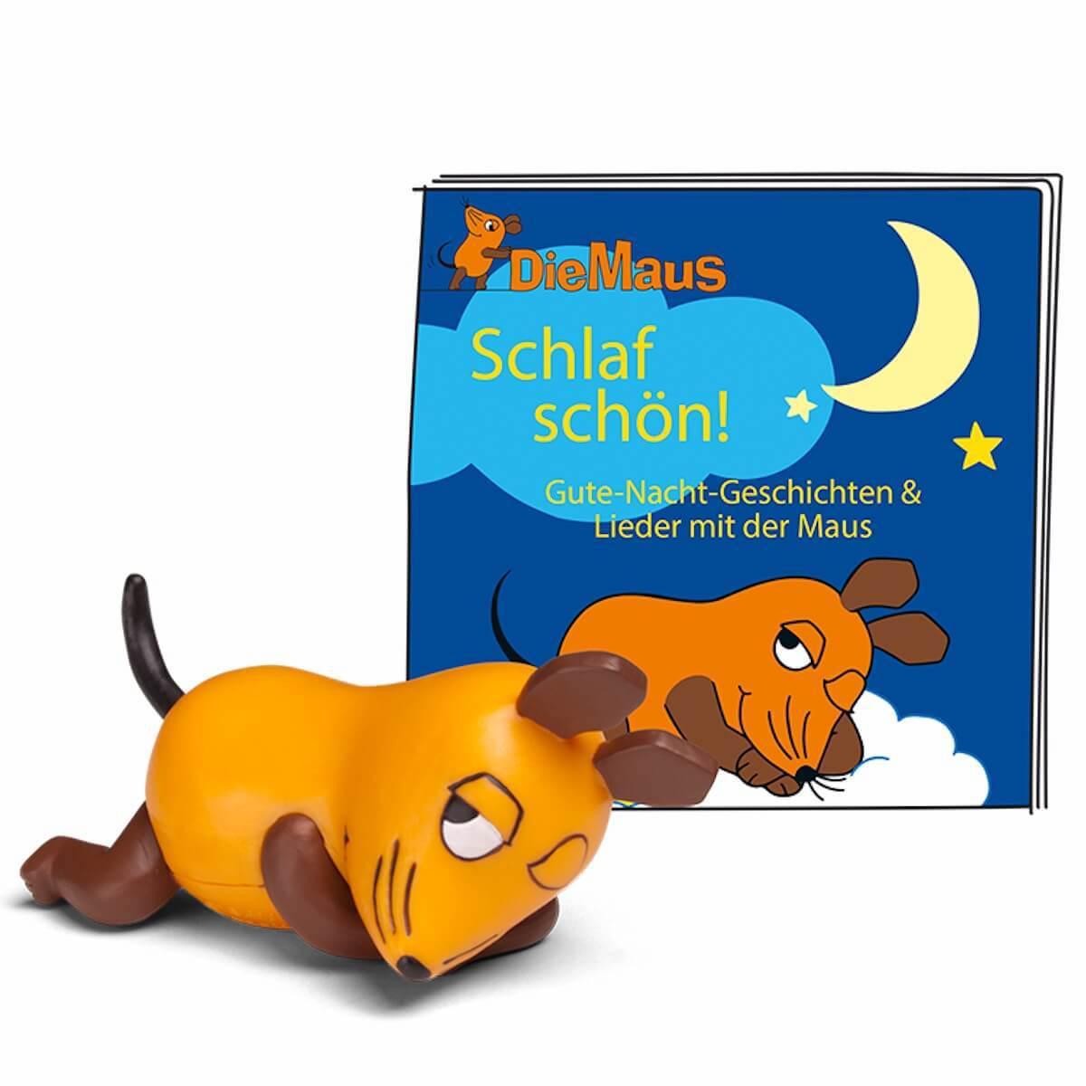 Hörspielfigur TONIES Die Maus Schlaf schön!