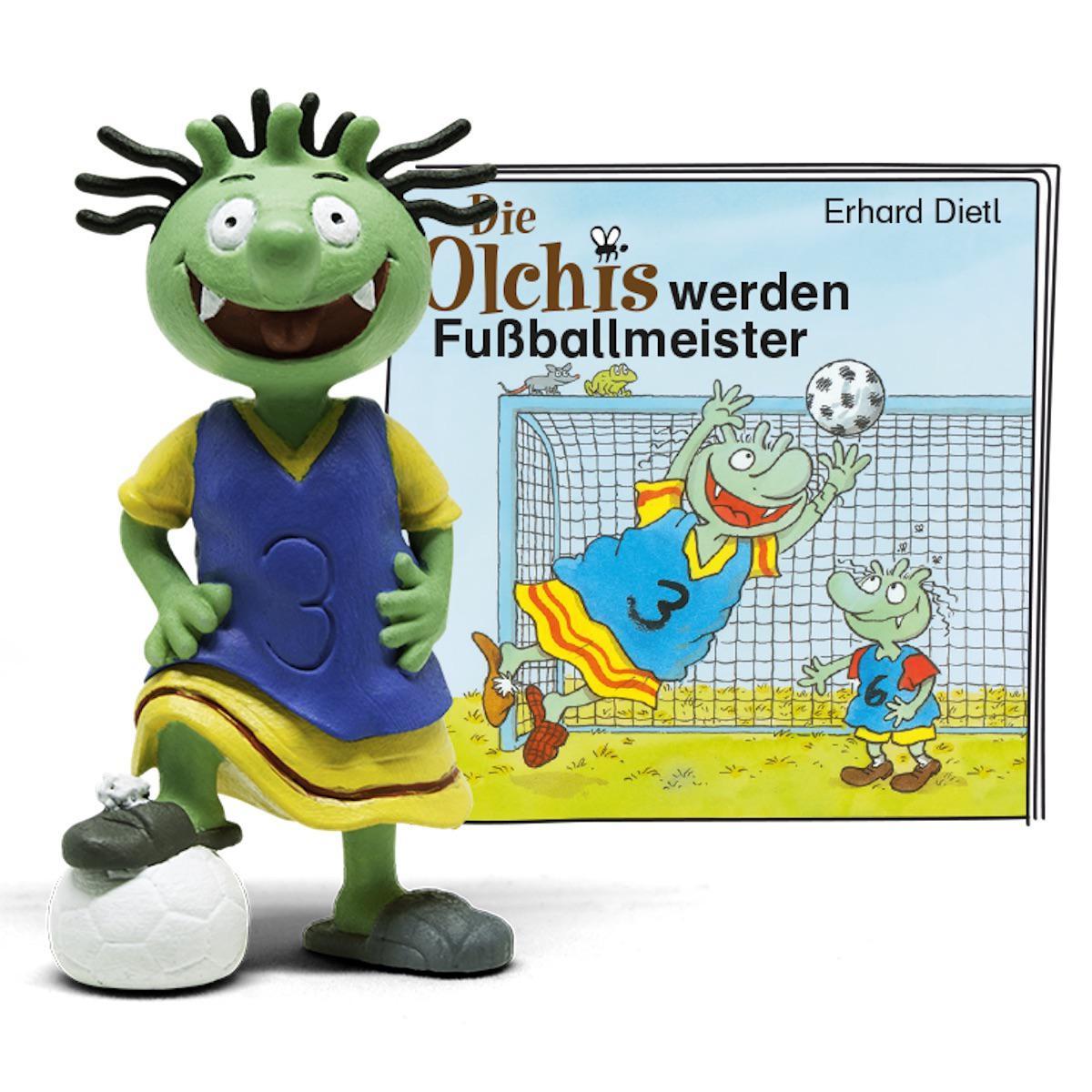 Hörspielfigur TONIES Die Olchis werden Fussballmeister