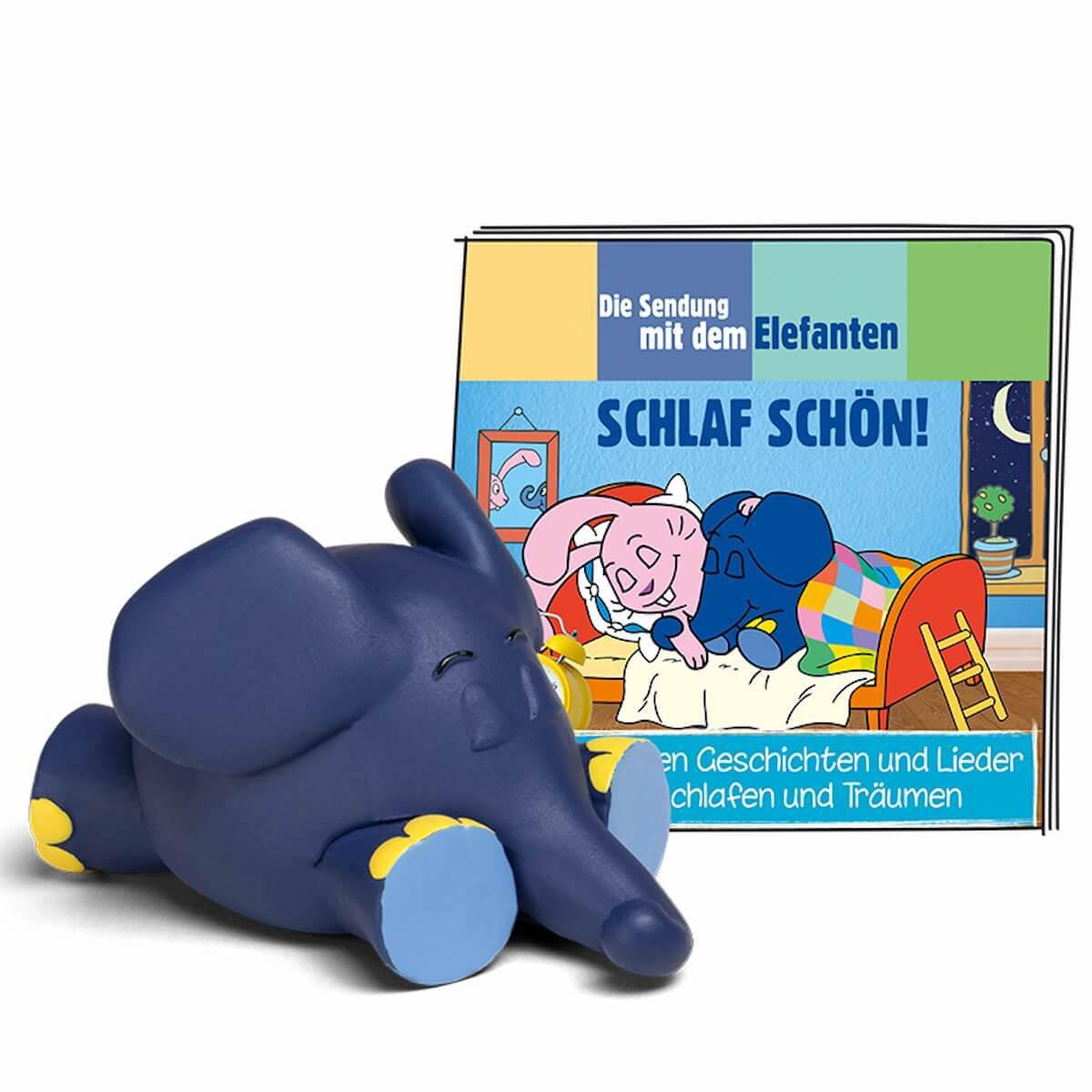 Hörspielfigur TONIES Die Sendung mit dem Elefanten-Schlaf schö