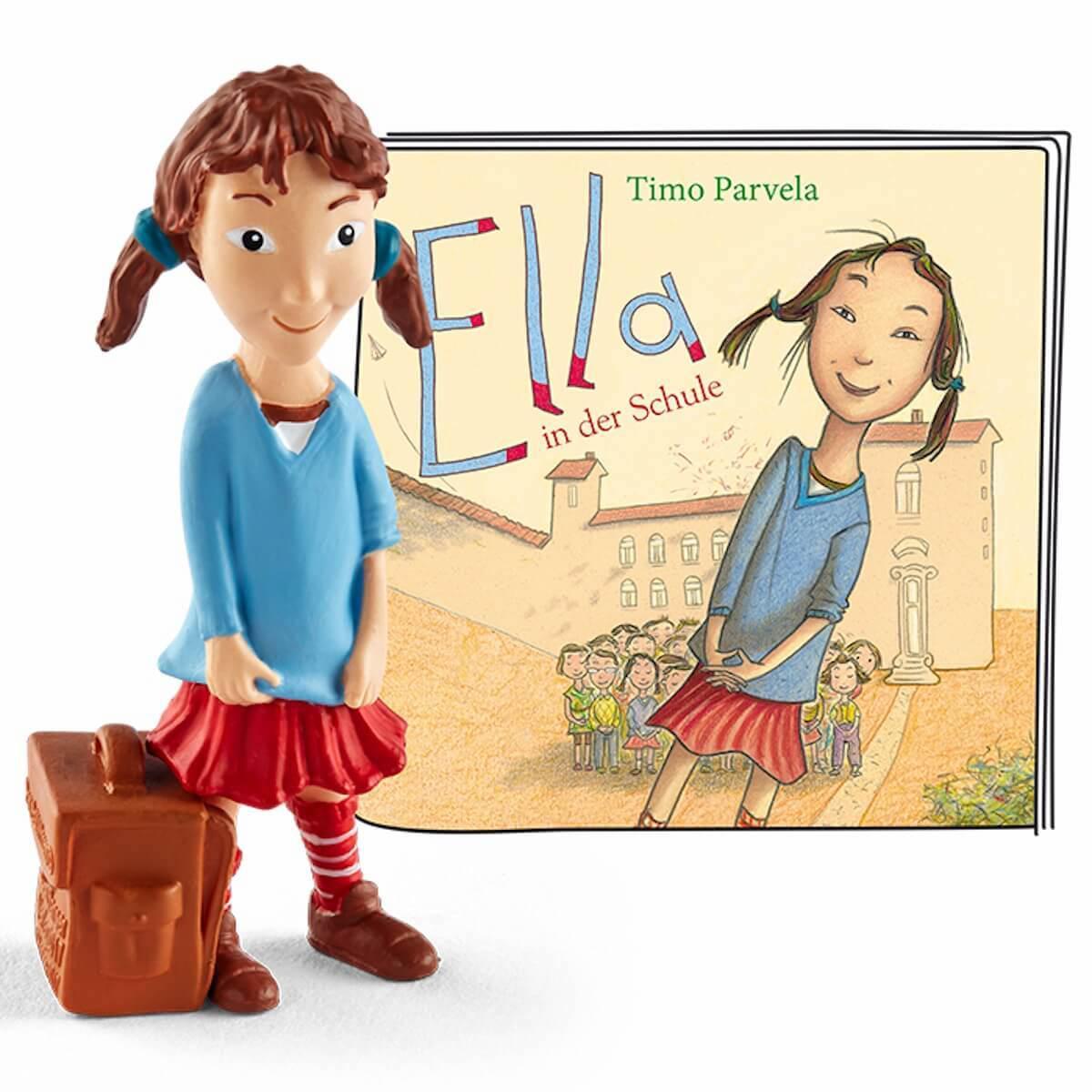 Hörspielfigur TONIES Ella Ella in der Schule