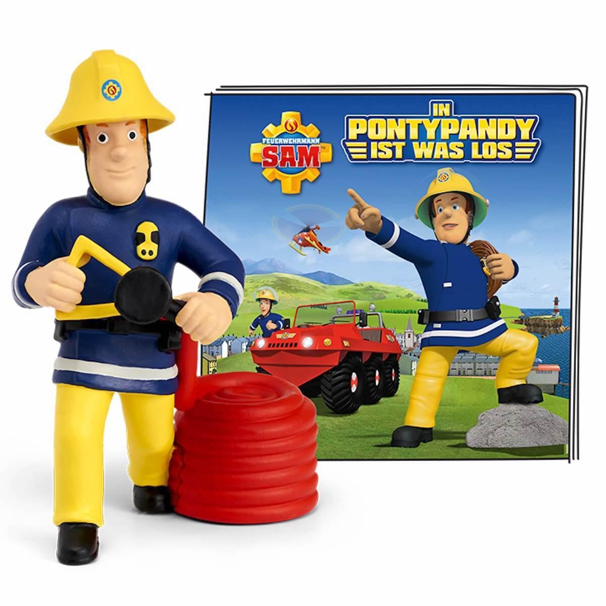Hörspielfigur TONIES Feuerwehrmann Sam In Pontypandy ist was los