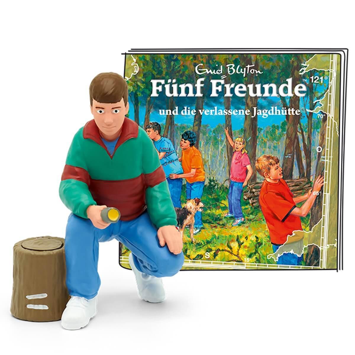 Hörspielfigur TONIES Fünf Freunde -Fünf Freunde und die verlassene Jagdhütte