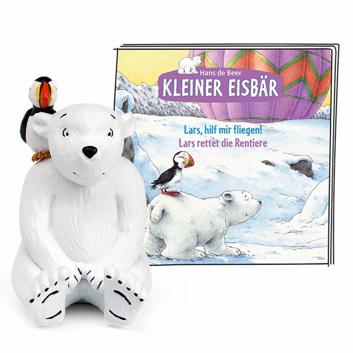 Hörspielfigur TONIES Kleiner Eisbär – Lars, hilf mir fliegen/Rentiere