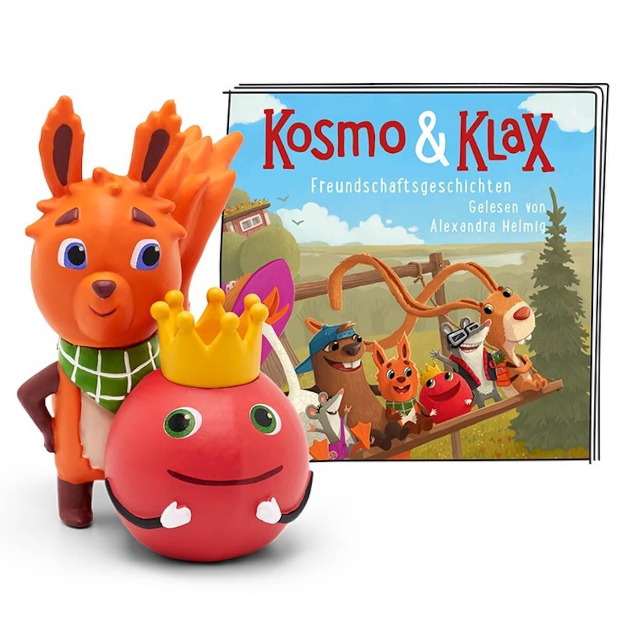 Hörspielfigur TONIES Kosmo und Klax Freundschaftsgeschichten