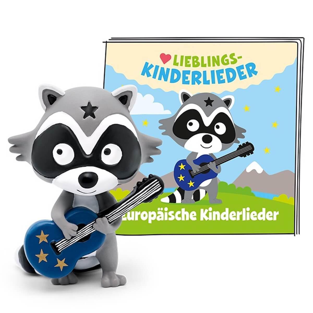 Hörspielfigur TONIES Lieblings-Kinderlieder Europäische
