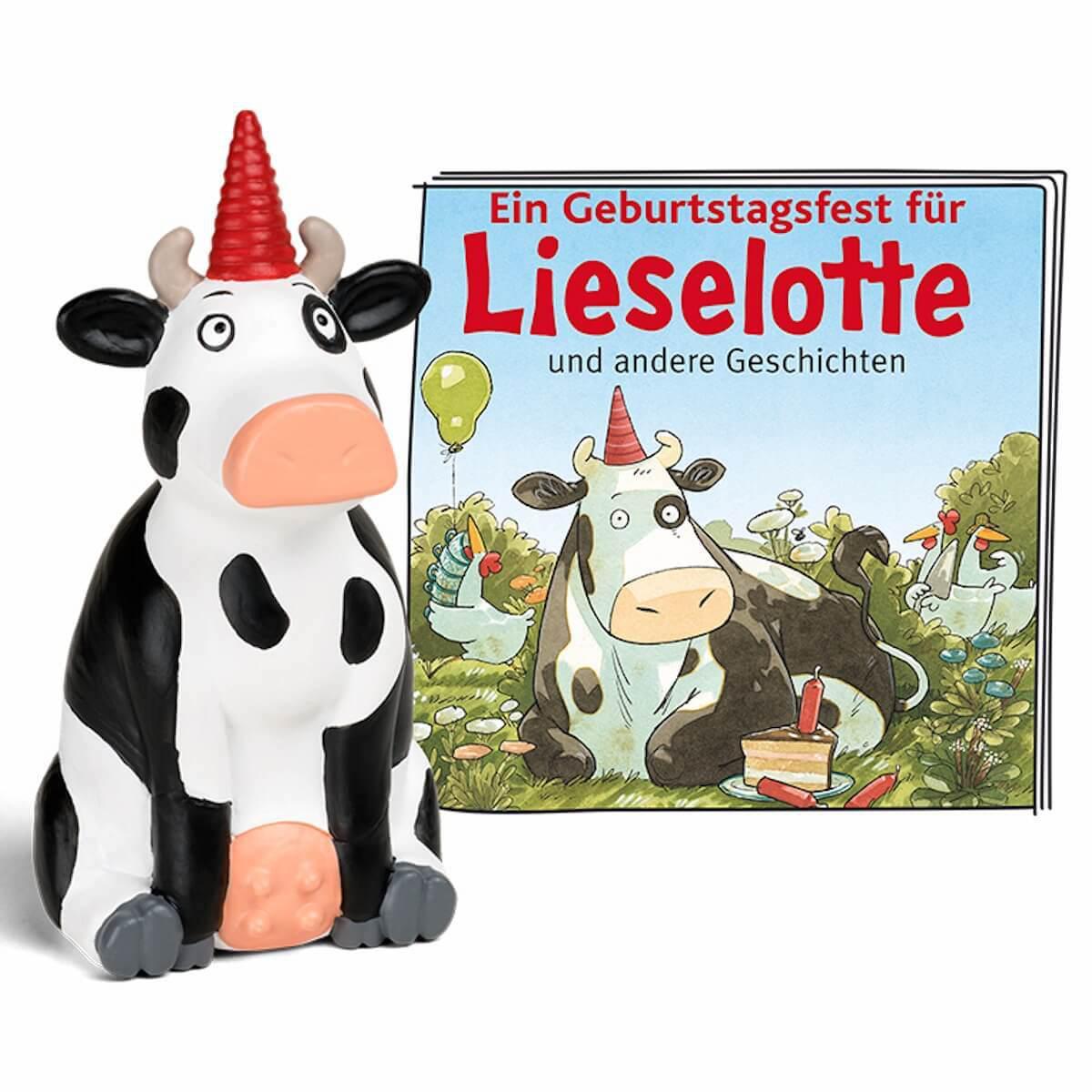 Hörspielfigur TONIES Lieselotte Ein Geburtstagsfest für Lieselotte